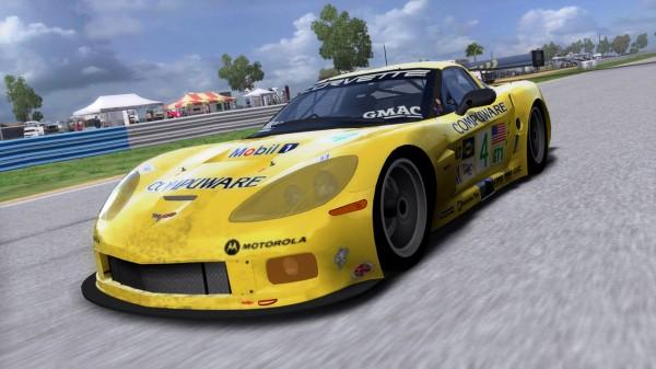 Forza screenshot - Corvette