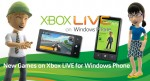 Xbox Live in your Pocket
