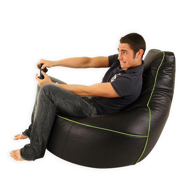 Excellent Iex Gaming Chair Improves Game Time The Game Reviews Andrewgaddart Wooden Chair Designs For Living Room Andrewgaddartcom