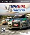 Super V8 Racing Title Art