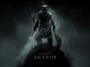 Skyrim Opening scene