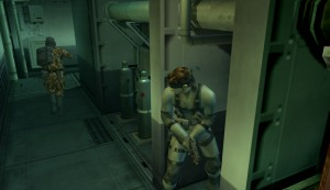 MGS Sneaky Snake