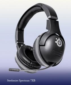 Steelseries spectrum 7xb headset