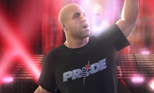 no holds barred in pride mode in ufc undisputed 3