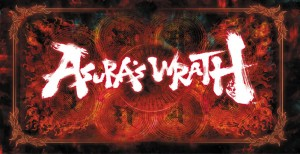 asura`s wrath title page