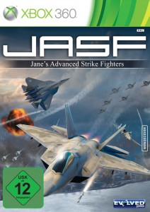 janes advanced strike fighters xbox 360 cover