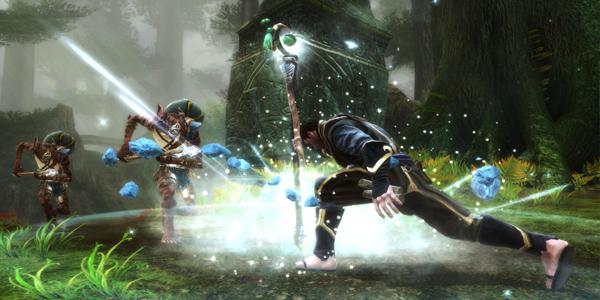 Kingdoms of Amalur screenshot