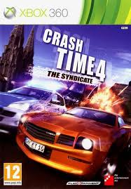 Crash-time-4 xbox 360 box cover