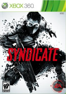 syndicate xbox 360 box cover