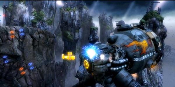 Sine-Mora gameplay screenshot