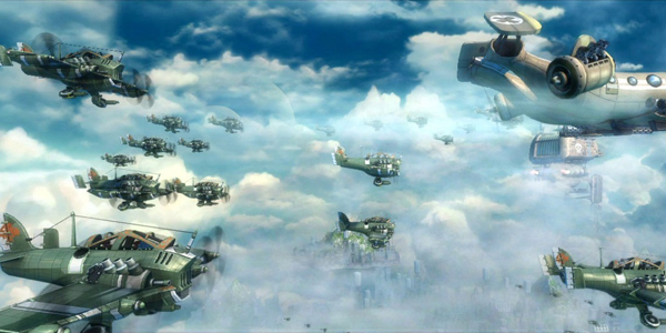 Sine-Mora screenshot