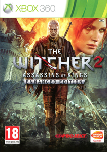 The-witcher-2 xbox 360 box cover