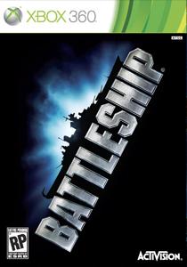 Battleship xbox cover