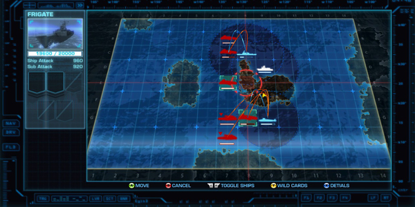 Battleship gameplay