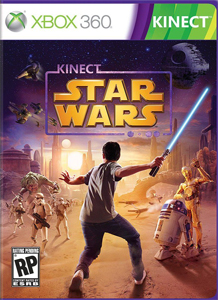 kinect-star-wars xbox 360 cover