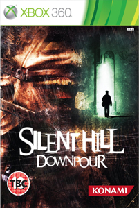 silent-hill-downpour xbox 360 cover