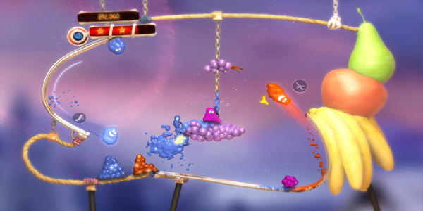 The Splatters gameplay screenshot