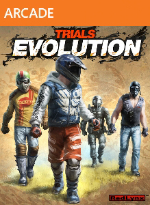 Trials Evolution xbla cover art