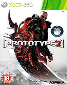 prototype-2 xbox 360 cover