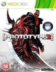 prototype-2 xbox 360 cover