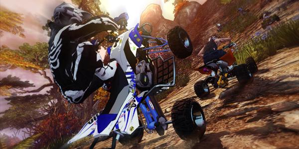 Mad-riders screenshot