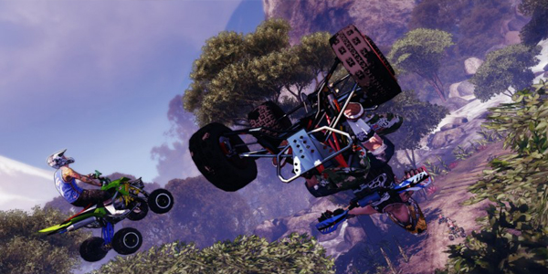 Mad-riders screenshot