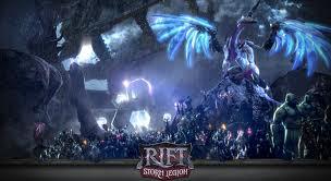 Rift Storm Legion Infinity Gate
