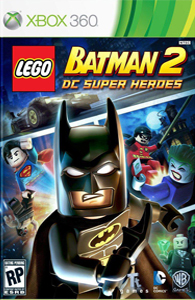 lego batman 2 DC super heroes box cover