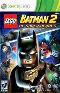 lego batman 2 DC super heroes box cover
