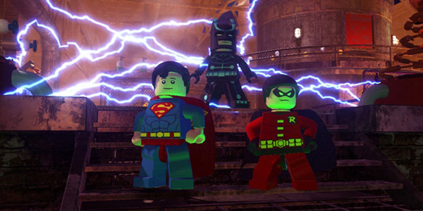 lego batman 2 DC super heroes screenshot