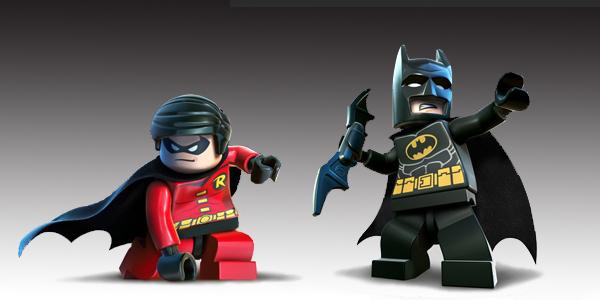 lego batman 2 DC super heroes batman and robin