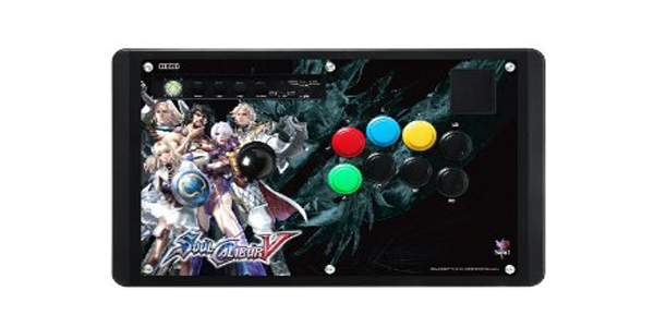 hori soul calibur 5 fightstick product image