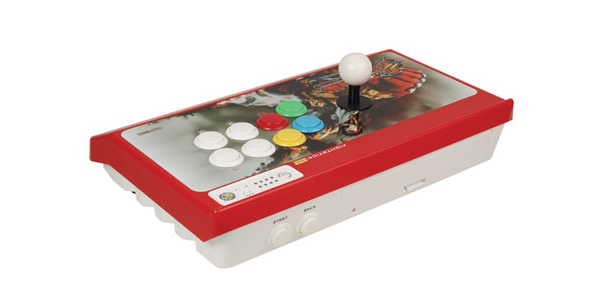 madcatz street fighter x tekken fightstick product view