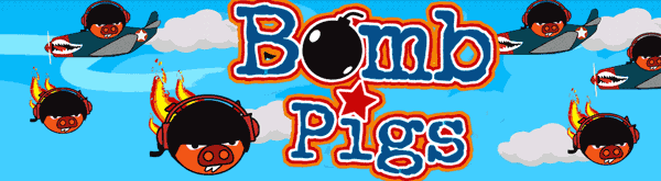 Bomb Pig logo