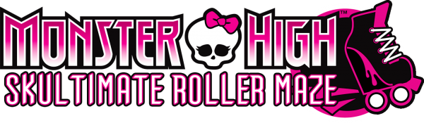 Monster High™ Skultimate Roller Maze™ Logo