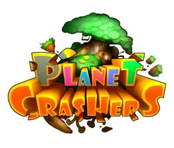 Planet Crashers logo