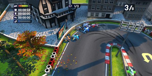 bang-bang-racing screenshot