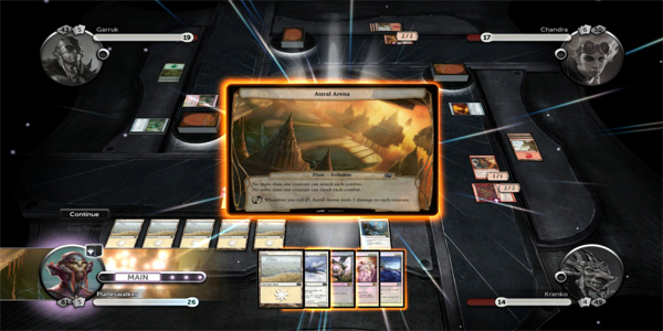 Magic the gathering duels-of-the-planeswalkers screenshot