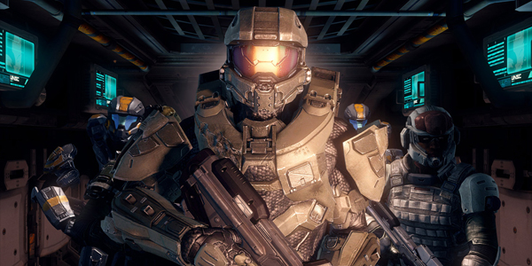 New Halo 4 Forward Unto Dawn Trailer Released The Game Reviews