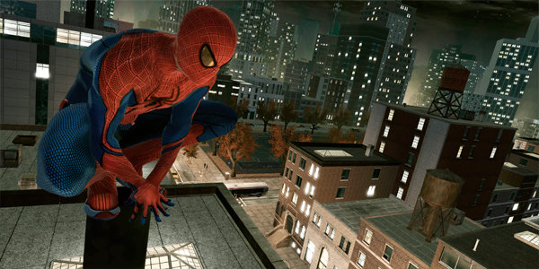the amazing spiderman screenshot