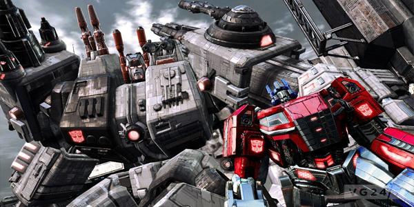 transformers-fall-of-cybertron screenshot