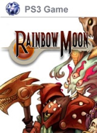 Rainbow Moon PS3 cover art