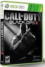 Call Of Duty: Black Ops II box art for Xbox 360