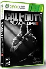 Call Of Duty: Black Ops II box art for Xbox 360