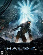 Halo 4 box art for Xbox 360
