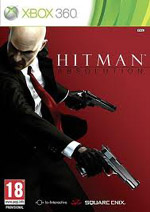 Hitman: Absolution box art for Xbox 360