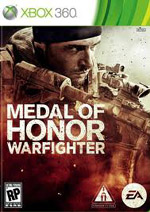 Medal Of Honor: Warfighter box art for Xbox 360