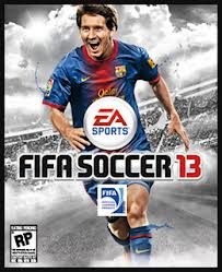 Fifa 13 cover art