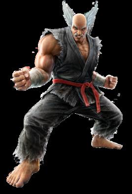 Heihachi Mishima from Tekken
