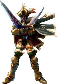 Cervantes de Leon from Soul Caliber